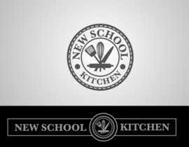 "Attebasile tarafından Design a Logo for ""New School Kitchen"" restaurant için no 13"