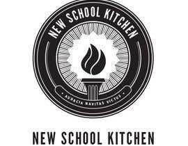 "BryanV tarafından Design a Logo for ""New School Kitchen"" restaurant için no 214"
