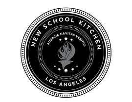"shahirnana tarafından Design a Logo for ""New School Kitchen"" restaurant için no 43"