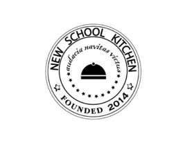 "sahilbarkat tarafından Design a Logo for ""New School Kitchen"" restaurant için no 24"