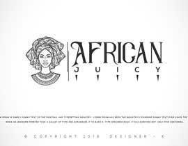 Nro 164 kilpailuun Design a logo for my ethnic ecom store käyttäjältä kashifali239