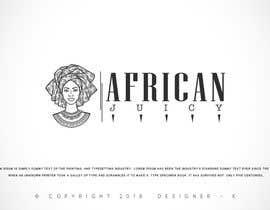 Nro 165 kilpailuun Design a logo for my ethnic ecom store käyttäjältä kashifali239