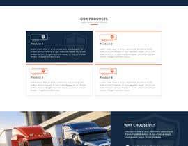 #47 for Design homepage for website trailer dealer by joleenfetter