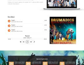 #9 untuk Independent Music Website/Store WordPress Theme Template Needed oleh yasirmehmood490