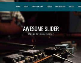 #1 untuk Independent Music Website/Store WordPress Theme Template Needed oleh br87
