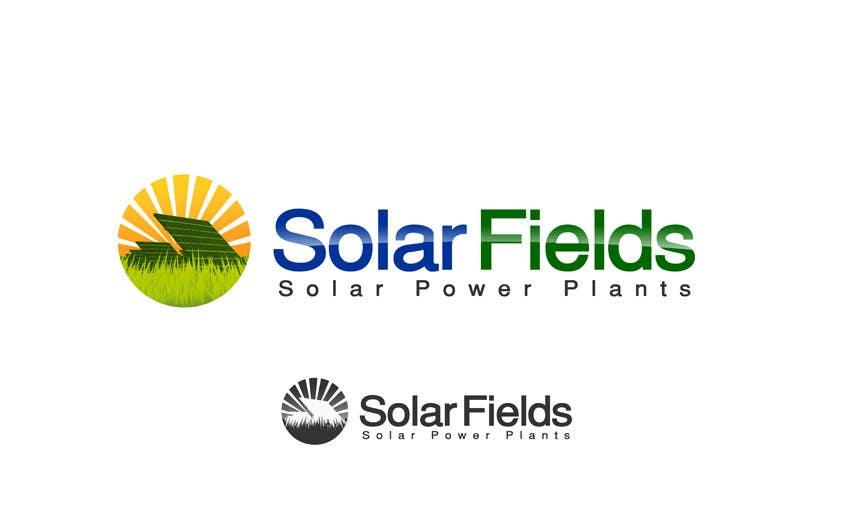 Contest Entry #                                        466                                      for                                         Logo Design for Solar Fields