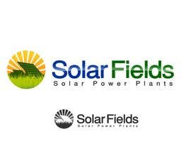 #466 para Logo Design for Solar Fields por bjandres