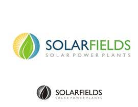 #457 para Logo Design for Solar Fields de DesignMill