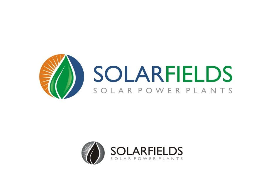 Contest Entry #                                        534                                      for                                         Logo Design for Solar Fields
