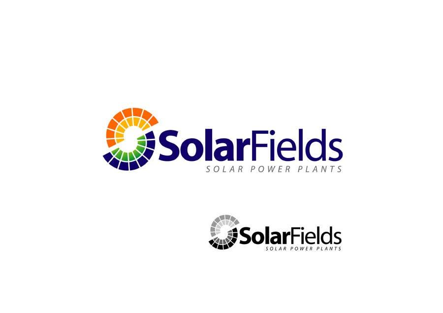 Contest Entry #                                        525                                      for                                         Logo Design for Solar Fields