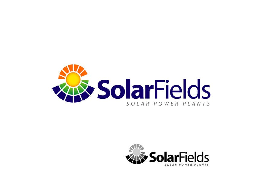 Contest Entry #                                        519                                      for                                         Logo Design for Solar Fields