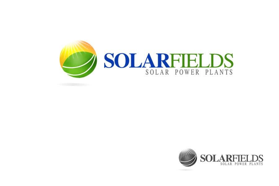 Contest Entry #                                        463                                      for                                         Logo Design for Solar Fields