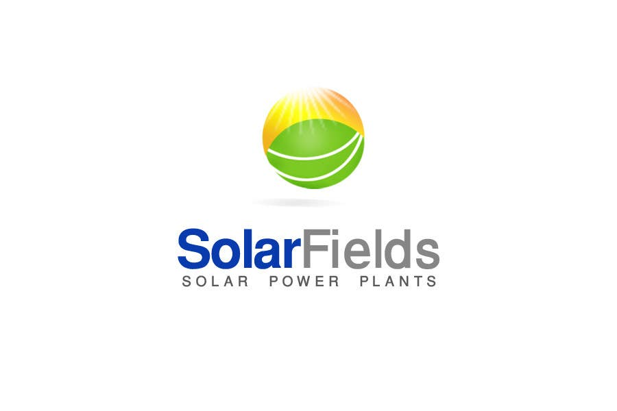 Contest Entry #                                        448                                      for                                         Logo Design for Solar Fields