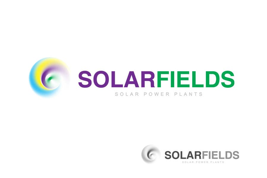 Contest Entry #                                        638                                      for                                         Logo Design for Solar Fields