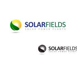 #398 za Logo Design for Solar Fields od dimpboy