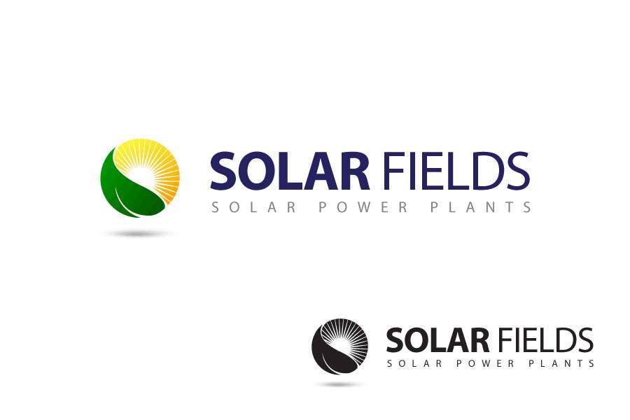 Contest Entry #                                        571                                      for                                         Logo Design for Solar Fields