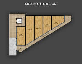 #4 for Presenting a floor plan in an attractive way by olsiad