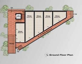 #18 for Presenting a floor plan in an attractive way by Abhaydra