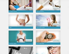 #15 para Website Design for EMERGENCY HYPNOSIS por tania06