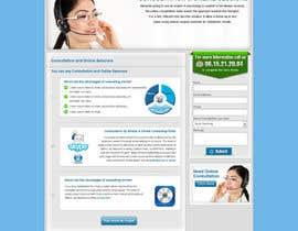 #41 para Website Design for EMERGENCY HYPNOSIS por timid