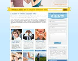 elshahat tarafından Website Design for EMERGENCY HYPNOSIS için no 44
