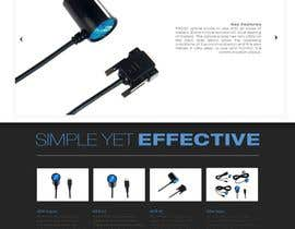 #100 for Website Design for BLUSKY optical probes af Macario88