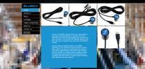 Graphic Design Конкурсная работа №31 для Website Design for BLUSKY optical probes