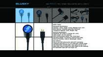 Graphic Design Конкурсная работа №14 для Website Design for BLUSKY optical probes
