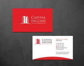#31 for Design some Business Cards for commercial real estate company af SarahDar