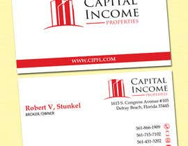 #113 for Design some Business Cards for commercial real estate company af a2mz