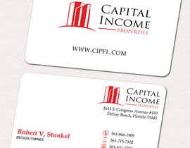 #114 for Design some Business Cards for commercial real estate company af a2mz