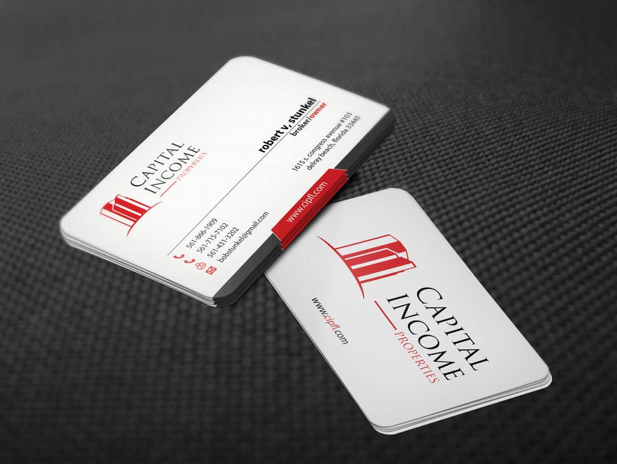 Entry #49 by mamun313 for Design some Business Cards for commercial ...
