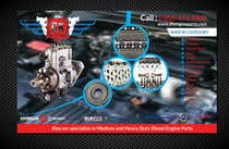 Graphic Design Contest Entry #85 for Design a Company Banner For Engine Parts