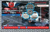 Graphic Design Contest Entry #86 for Design a Company Banner For Engine Parts