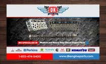 Graphic Design Contest Entry #33 for Design a Company Banner For Engine Parts