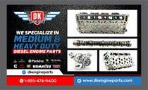 Graphic Design Contest Entry #95 for Design a Company Banner For Engine Parts