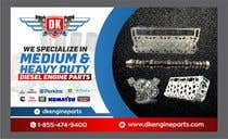 Graphic Design Contest Entry #97 for Design a Company Banner For Engine Parts