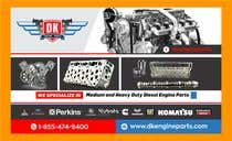 Graphic Design Contest Entry #98 for Design a Company Banner For Engine Parts
