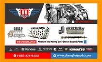 Graphic Design Contest Entry #99 for Design a Company Banner For Engine Parts