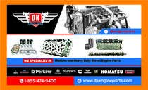 Graphic Design Contest Entry #100 for Design a Company Banner For Engine Parts