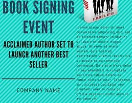 #14 , Press Release for Book Signing Event  - Conversion from PDf to Constant Contact format 来自 adam0na
