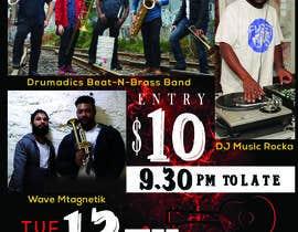 #22 for Music Concert Poster/Flyer af syedhoq85