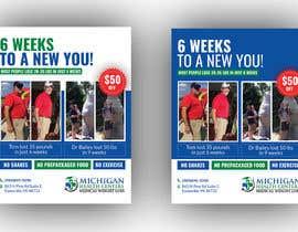 Nro 41 kilpailuun medical weight loss flyer käyttäjältä siambd014