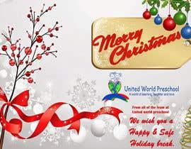 Nro 41 kilpailuun Design a Christmas Flyer käyttäjältä nbs127