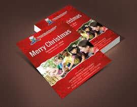 Nro 38 kilpailuun Design a Christmas Flyer käyttäjältä tahira11