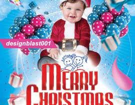 Nro 48 kilpailuun Design a Christmas Flyer käyttäjältä designblast001