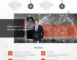 #9 untuk Single Page website, landing page for blocked internet content oleh xprtdesigner