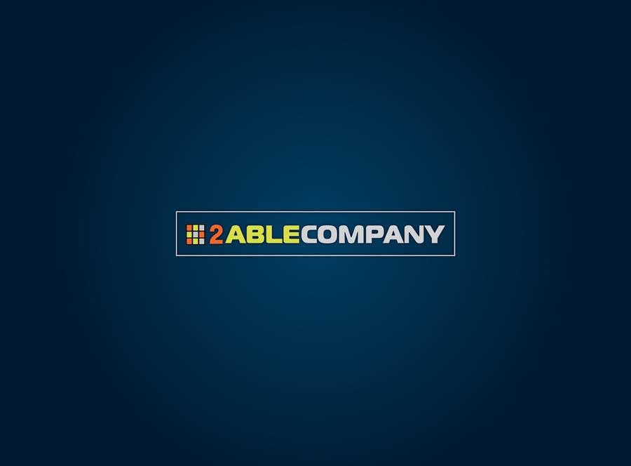 Inscrição nº 436 do Concurso para Logo Design for 2 ABLE COMPANY