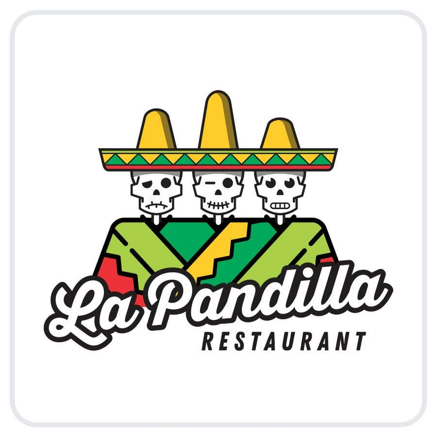 entry #54 by grupooma for a creative and unique logo for a mexican