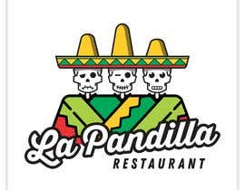 #54 for A creative and unique logo for a mexican restaurant called La Pandilla  The name means in English (the gang) I need to see crazy ideas No generic ideas or standard logo templates or copies from other logos will be accepted by grupooma